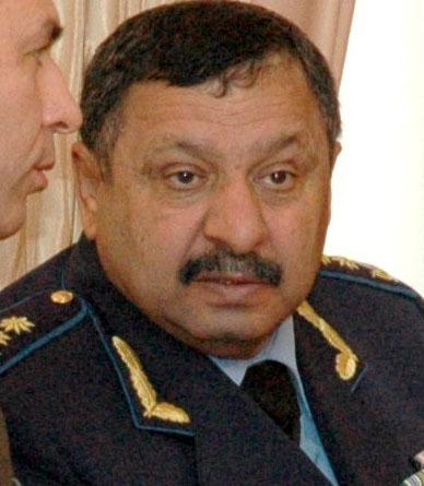 В Азербайджане убит командующий ВВС