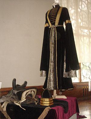 Абхазское платье