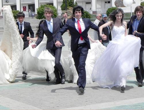 Кавказский Узел | В столице Дагестана прошла выставка свадебной ...