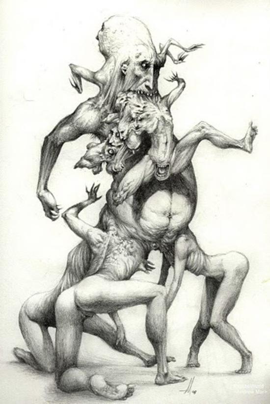 Секс сатаной