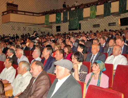 Мероприятия, посвященные Дню памяти жертв Кавказской войны, прошли в Карачаево-Черкессии. Фото http://kchr.info