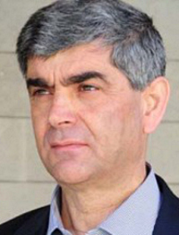 Виталий Баласанян. Фото: www.yerkramas.org