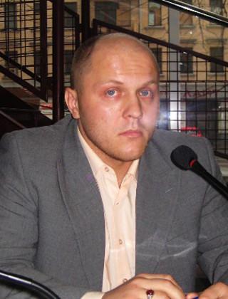 Андрей Дедков. Фото Олега Краснова для