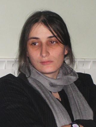 Мария Кравченко. Фото Олега Краснова для