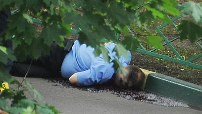 Тело Ю.Буданова (фото: ИТАР-ТАСС/ Максим Шеметов)