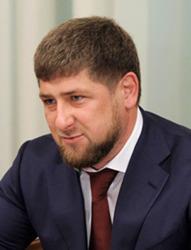 Рамзан Кадыров. Фото http://ru.wikipedia.org
