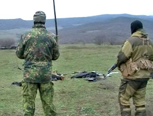 Режим контртеррористической операции в Северной Осетии