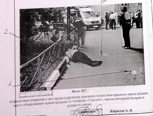 Еще один засекреченный свидетель по делу об убийстве Буданова узнал в подсудимом стрелявшего