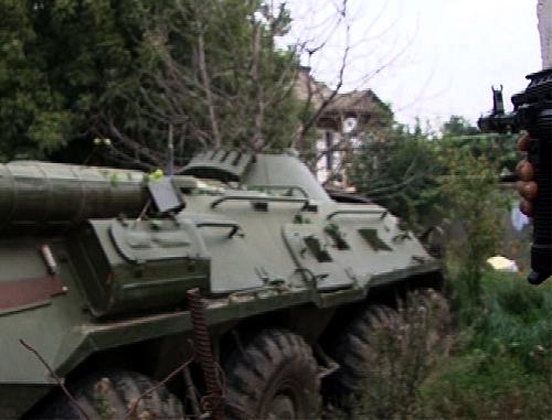 В ходе вооруженного конфликта на Северном Кавказе за неделю с 2 по 8 сентября пострадали 10 человек