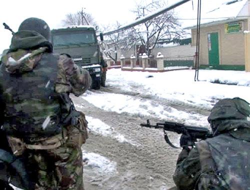 Обзор вооруженного конфликта на Северном Кавказе с 17 по 23 февраля