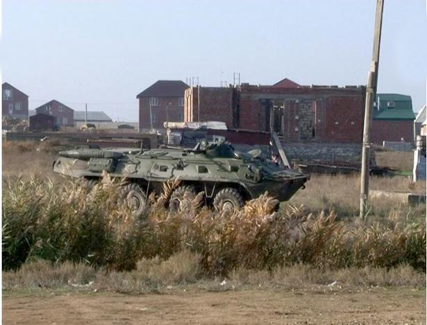 В Кировском районе столицы Дагестана ввели режим КТО