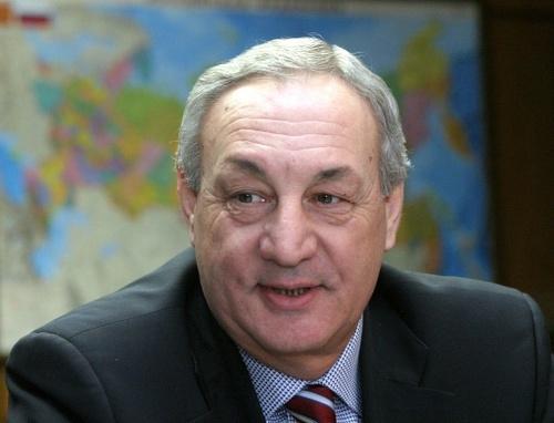 Сергей Багапш. Фото с сайта www.ruvr.ru