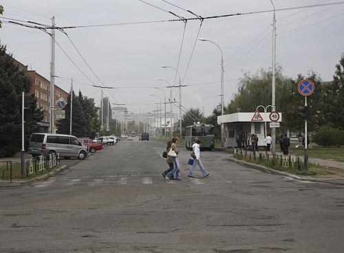 Республика Адыгея, г.Майкоп. Фото с сайта www.makhmud.ru