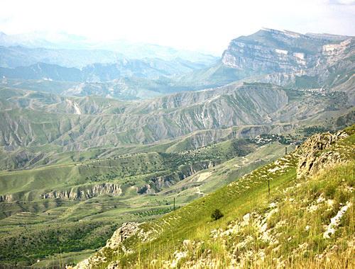 Дагестан, Хунзахский район. Фото с сайта http://mydagestan.ru