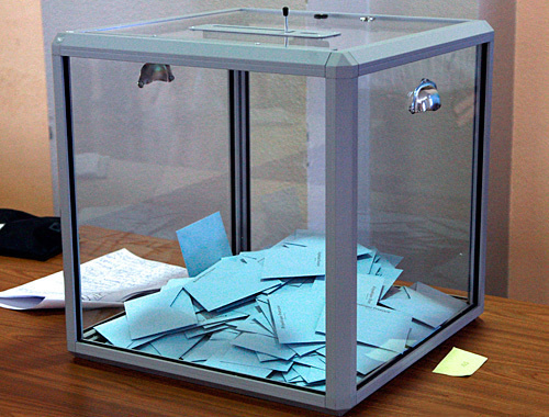 Урна для голосования. Фото с сайта http://en.wikipedia.org
