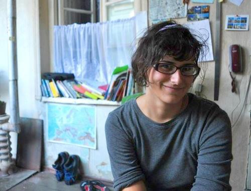 Аманда Эриксон. Фото с личной страницы журналистки на Facebook.com