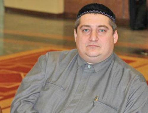Магомед Муцольгов. Фото http://www.mashr.org