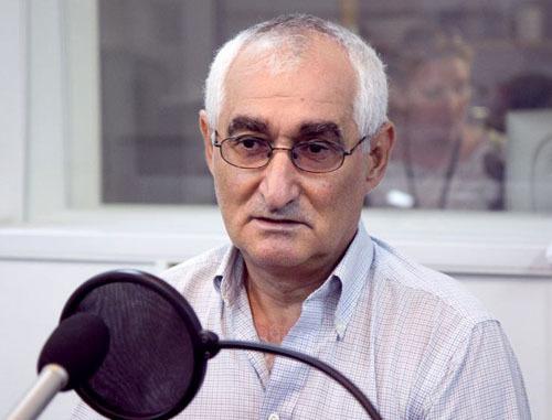 Энвер Кисриев. Фото: Yuri Timofeyev (RFE/RL)