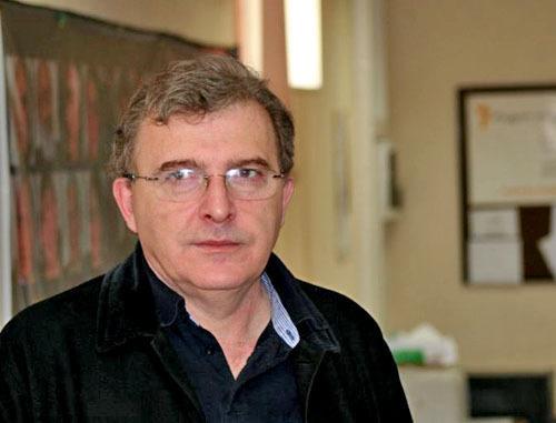 Мамука Арешидзе. Фото Gocha Lezhava (RFE/RL)