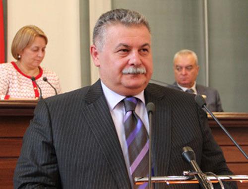 Сергей Такоев. Фото http://glava.rso-a.ru