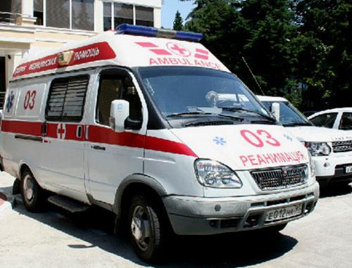 Машина скорой помощи. Фото: Юлия Баранова. ЮГА.ру