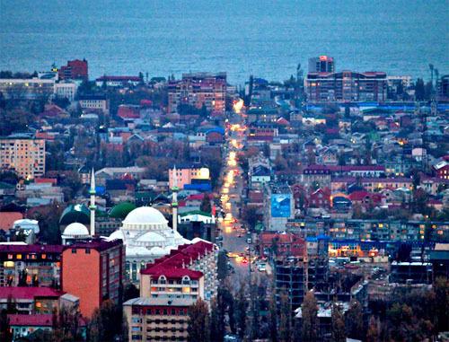 Махачкала, Дагестан. Фото АбуУбайда, http://commons.wikimedia.org