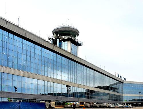 "Аэропорт ""Домодедово"" в Москве. Фото: Dmitry A. Mottl, http://commons.wikimedia.org"