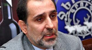 Арам Арутюнян. Фото http://www.panorama.am