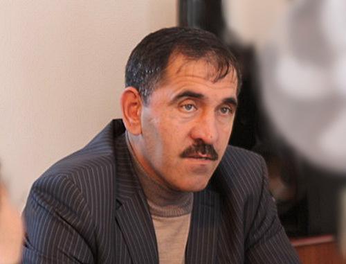 Главы Республики Ингушетия