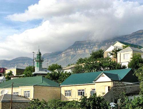 Cеление Хаджалмахи Левашинского района Дагестана. Фото http://www.odnoselchane.ru