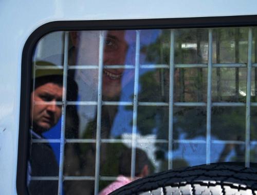Автомобиль полиции. Фото: пресс-служба ГУ МВД России по Ставропольскому краю, http://26.mvd.ru