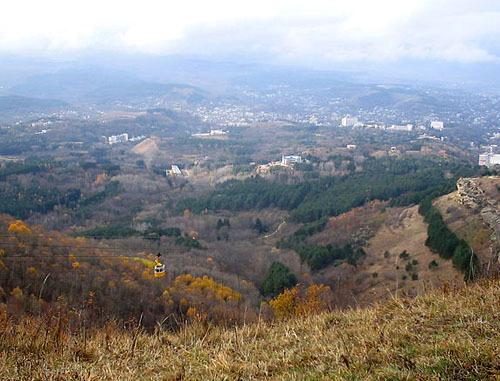 Кисловодск, Ставропольский край. Фото: Д.В.Миронов, http://ru.wikipedia.org/