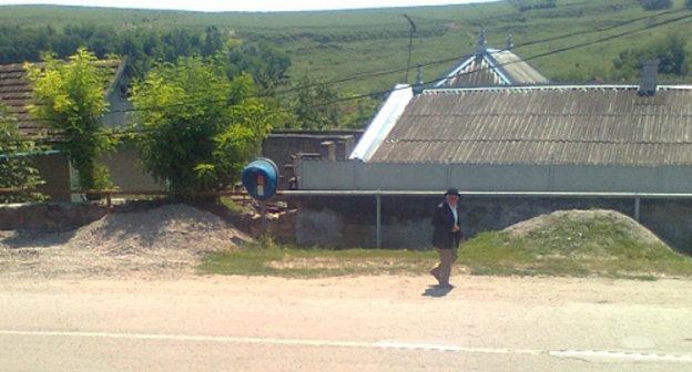 В селении Верхний Куркужин. Фото Сулатана Ахобекова, http://a-sult-h.livejournal.com