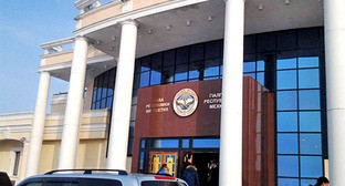 Здание парламента Республики Ингушетия. Фото http://commons.wikimedia.org/