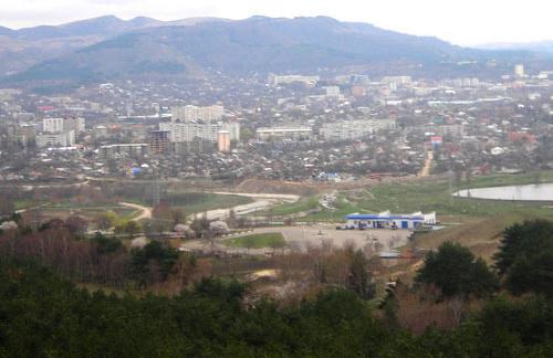 Кисловодск, Ставропольский край. Фото: Andy Kartashov, http://commons.wikimedia.org/