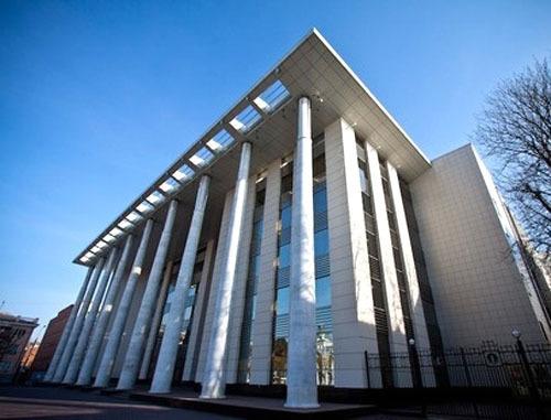 Здание краевого суда в Краснодаре. Фото: Юрий Гречко / Югополис
