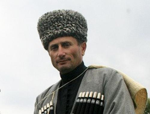Ибрагим Яганов. Фото с личной страницы в социальной сети Facebook, https://www.facebook.com/ibragim.yaganov