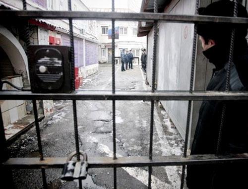 В тюрьме Еревана голод