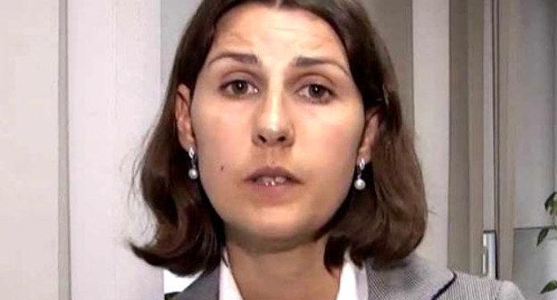 Екатерина Сокирянская. Кадр из видео www.youtube.com