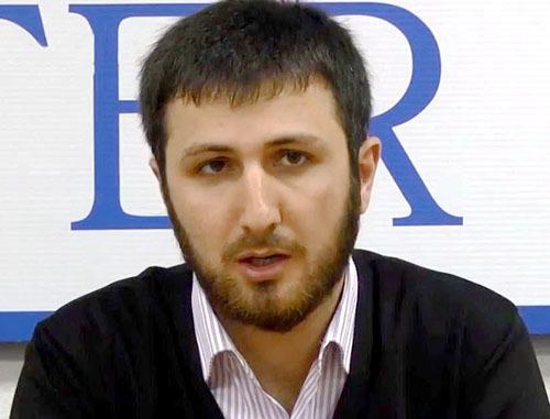 Мухаммад Магомедов. Кадр из видео www.youtube.com