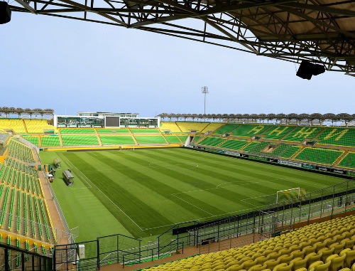 """Стадион """"Анжи-Арена"""", Каспийск. Фото: http://www.anji-arena.ru"""