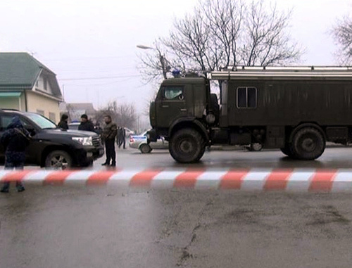 Спецоперация в Нальчике. 2013 г. Фото из архива НАК, http://nac.gov.ru