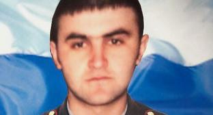 Руслан Гучев. Фото из семейного архива