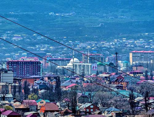 Махачкала, Дагестан. Фото: Тимур Агиров http://odnoselchane.ru/
