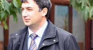 Аскер Сохт. Фото с личной страницы http://www.odnoklassniki.ru/