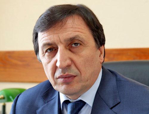 Муртазали Рабаданов. Фото: официальный портал администрации Махачкалы http://www.mkala.ru/