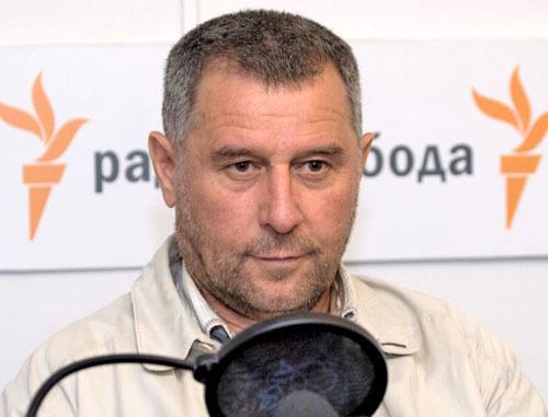 Руслан Кутаев. Фото RFE/RL