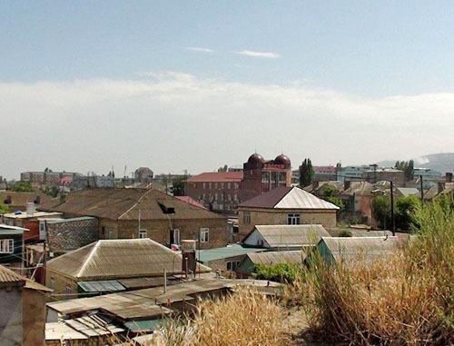 Дербент, Дагестан. Фото: Эльдар Расулов http://odnoselchane.ru/