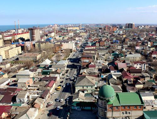 Махачкала. Фото: Арсен Багазиев  http://odnoselchane.ru/