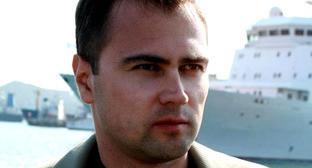 Василий Авченко. Фото с личной страницы https://ru-ru.facebook.com/vasily.avchenko